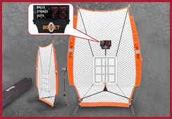 BOWNET Pitching Trainer